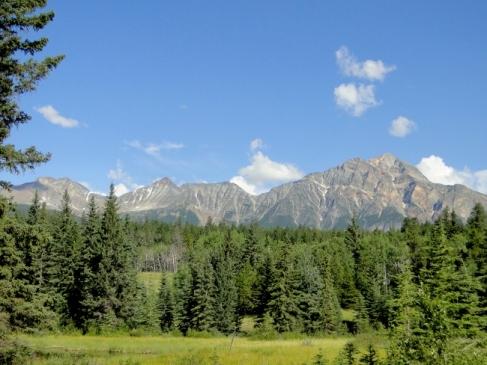 Pyramid Mountain, Jasper National Park