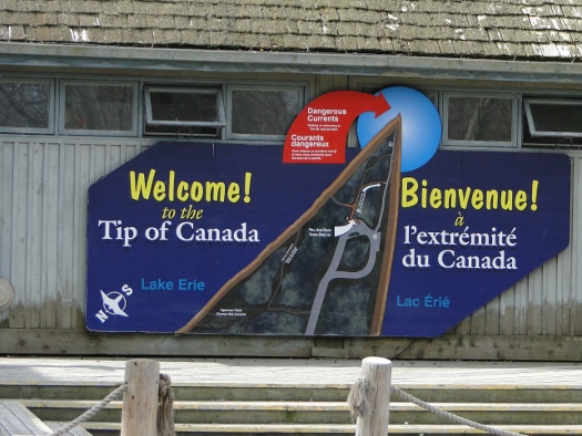 Canada's southernpoint point