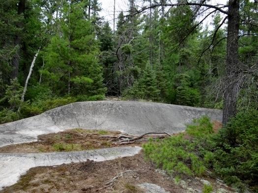 Gut Lake Trail