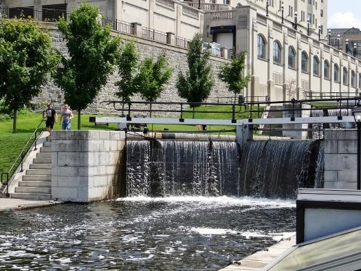 Rideau Canal Locks