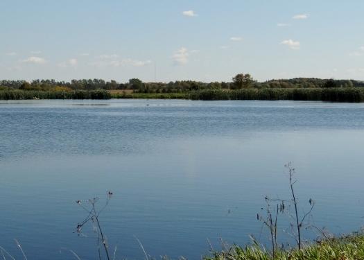 St. Albert Sewage Lagoon