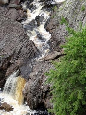Rocknotch Falls